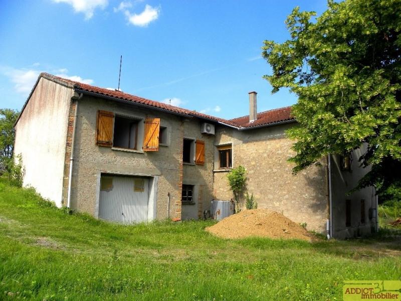 Vente maison / villa A 10mn de lavaur 180000€ - Photo 1