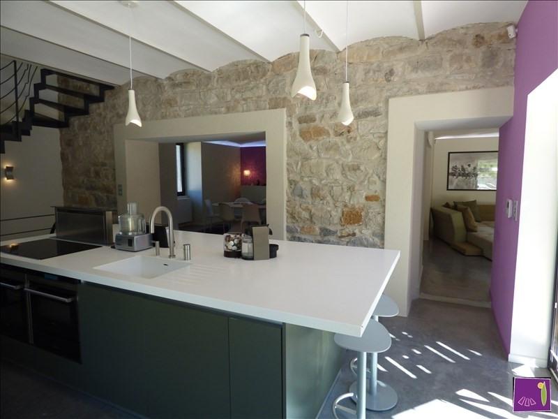 Deluxe sale house / villa Barjac 945000€ - Picture 11