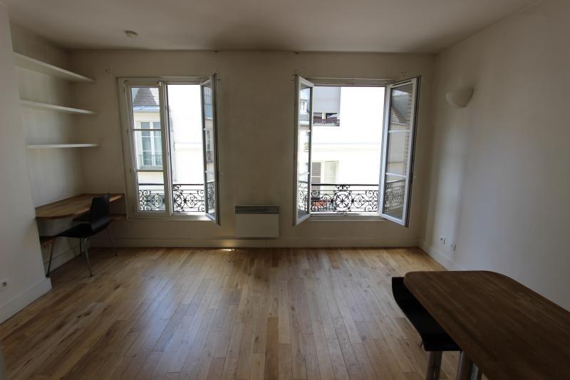 Vente appartement Paris 3ème 315000€ - Photo 1