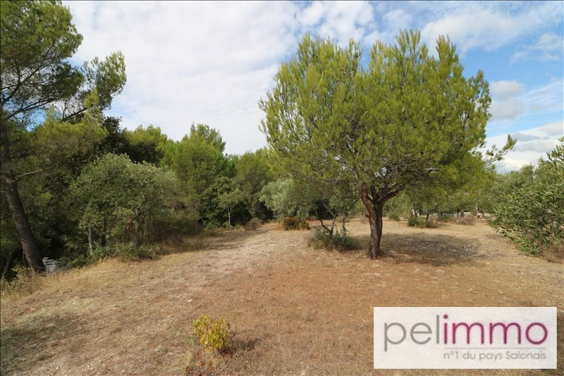 Vente terrain Alleins 230 000€ - Photo 1
