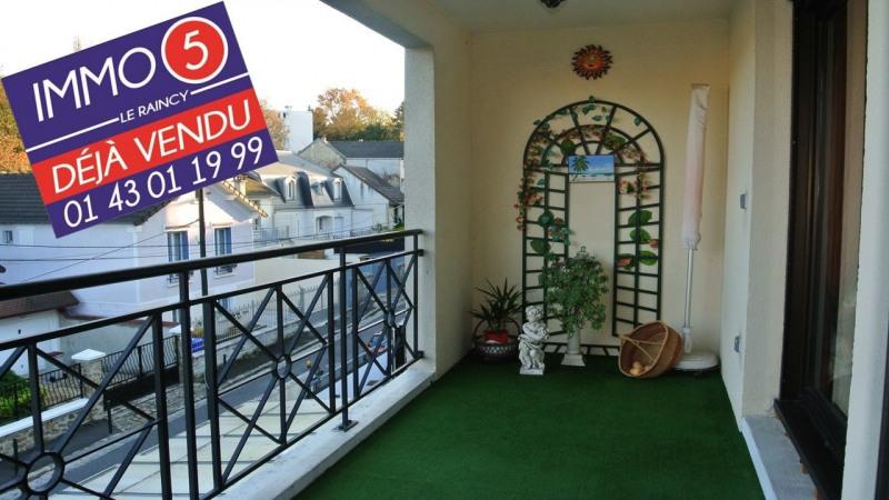 Sale apartment Le raincy 385000€ - Picture 1