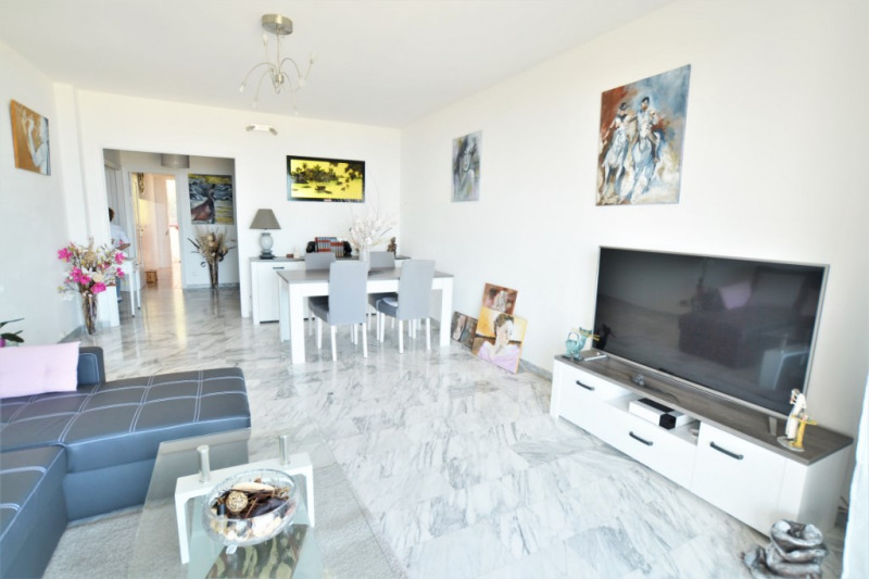 Vente de prestige appartement Nice 599 000€ - Photo 6
