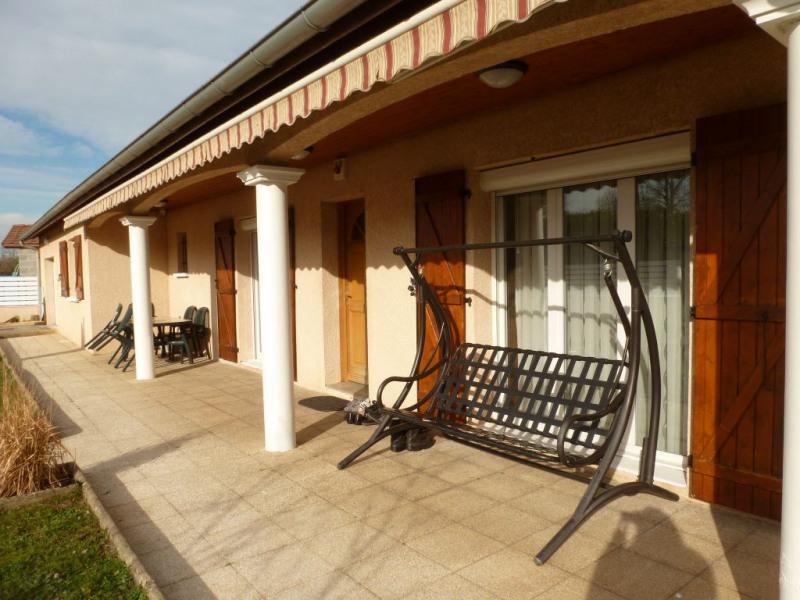 Vente maison / villa Bourgoin jallieu 275000€ - Photo 1