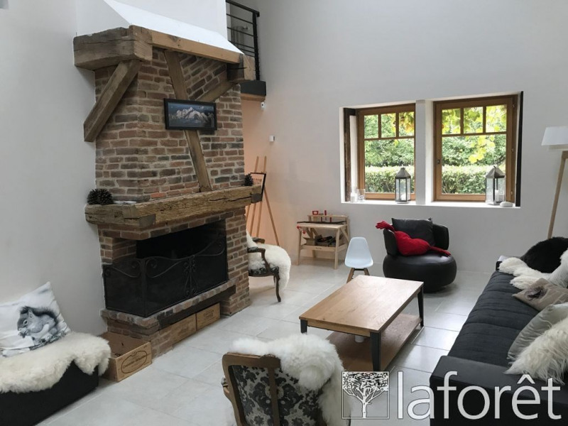 Vente de prestige maison / villa Fossiat 520000€ - Photo 10