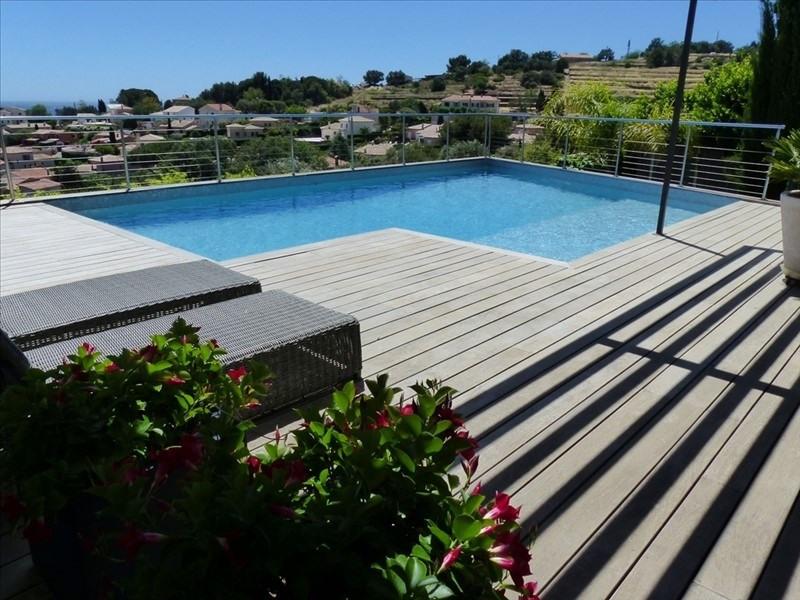 Verkauf von luxusobjekt haus Carqueiranne 2180000€ - Fotografie 3