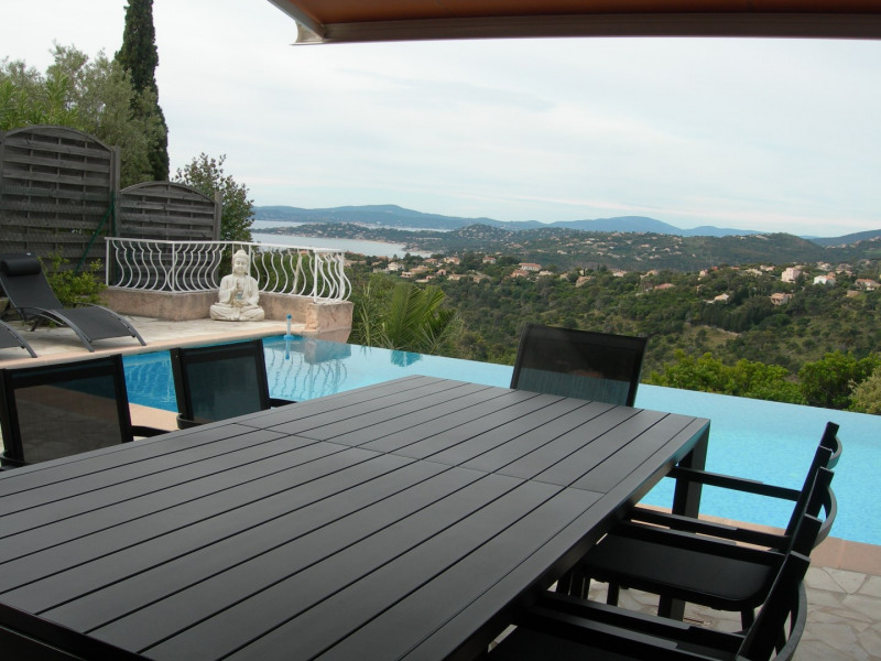 Vacation rental house / villa Les issambres 2 520€ - Picture 15
