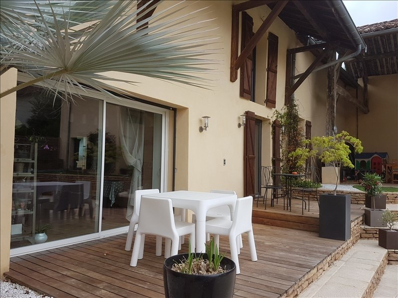 Sale house / villa St chef 362 000€ - Picture 2