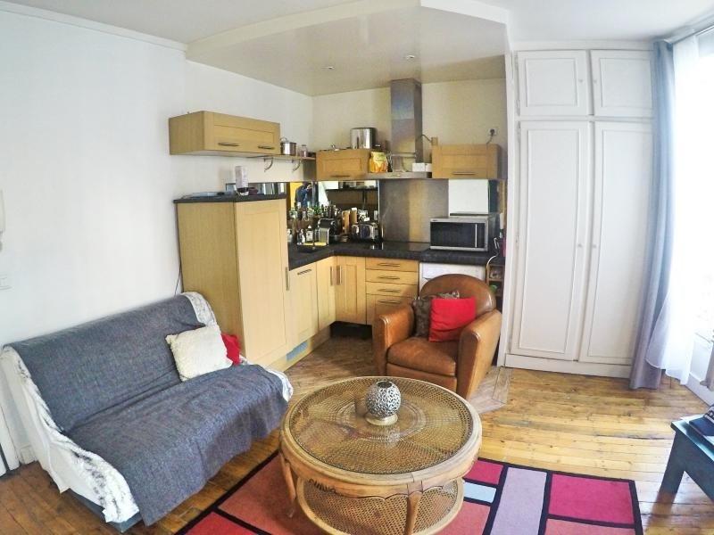 Vente appartement Paris 9ème 440000€ - Photo 2