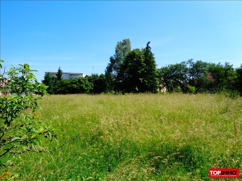 Sale site Rambervillers 26 500€ - Picture 1