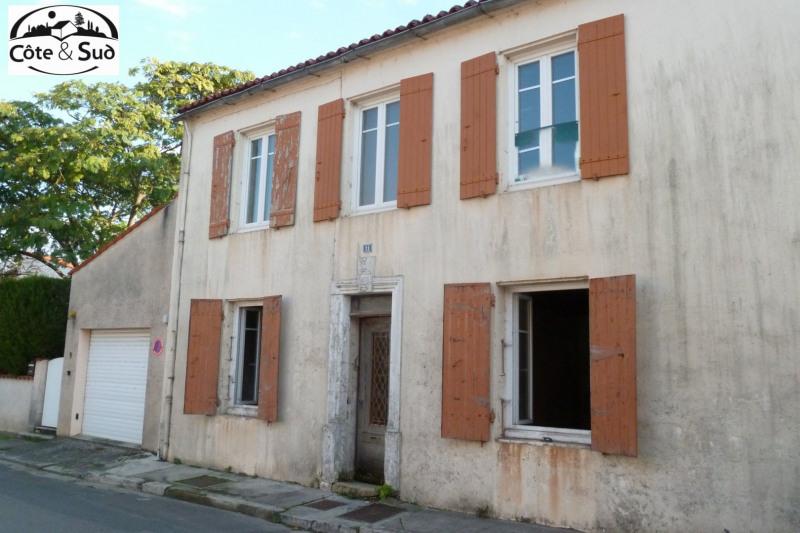 Revenda casa Landrais 85600€ - Fotografia 1