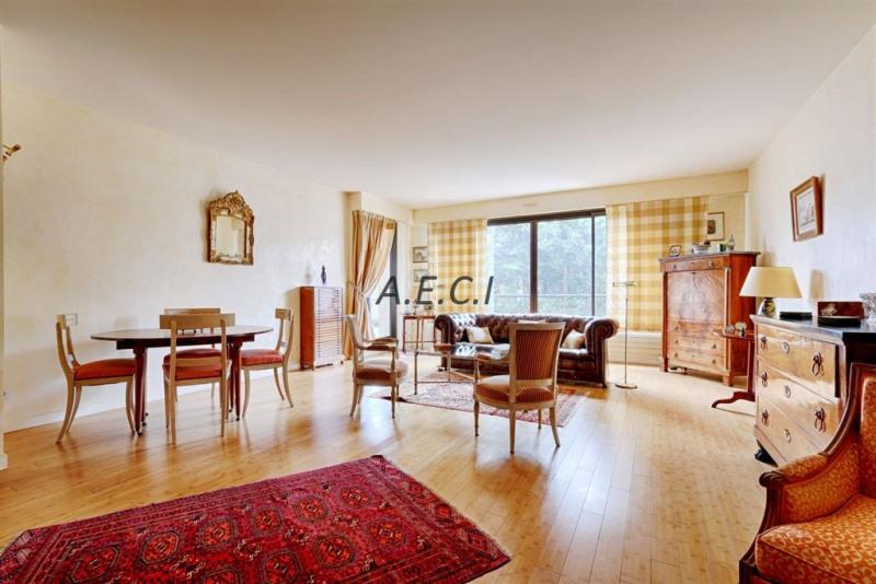 Vente de prestige appartement Asnières-sur-seine 1395000€ - Photo 2