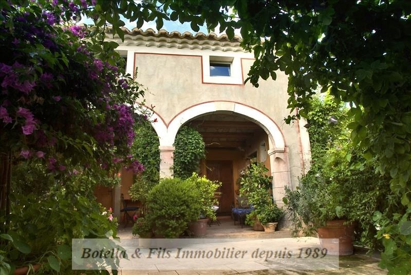 Deluxe sale house / villa Barjac 525 000€ - Picture 2