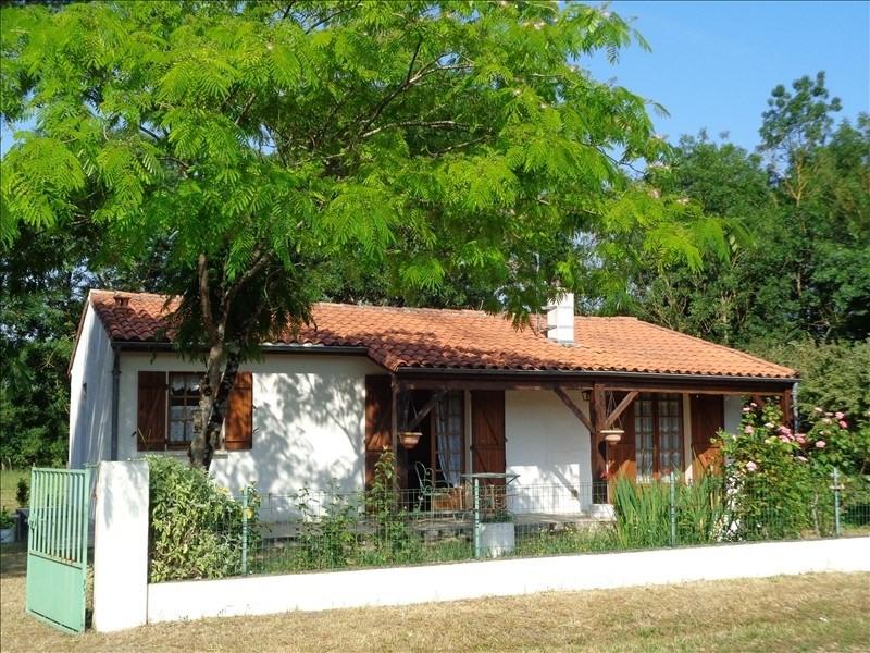 Vente maison / villa St hilaire la palud 79900€ - Photo 1