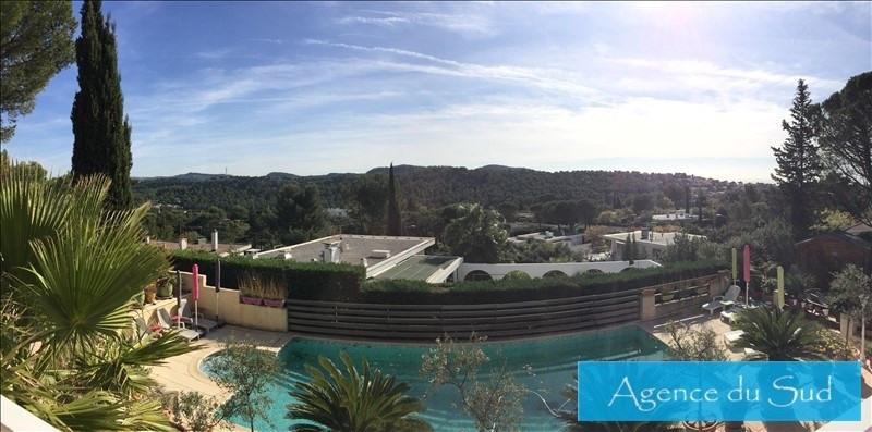 Vente de prestige maison / villa Carnoux en provence 695000€ - Photo 2