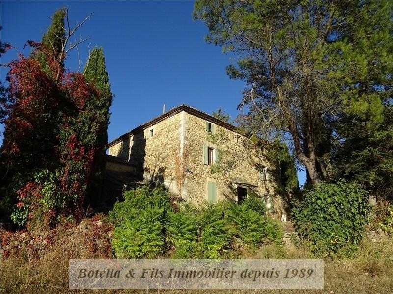 Vente de prestige maison / villa Uzes 550000€ - Photo 2