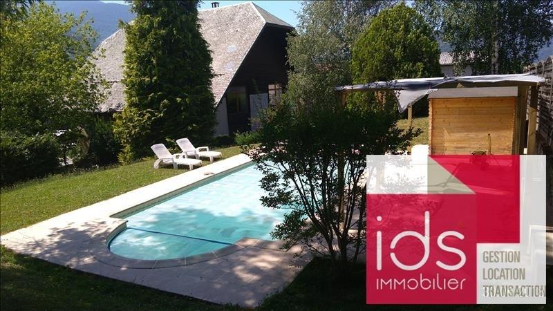 Vente maison / villa Etable 367000€ - Photo 1