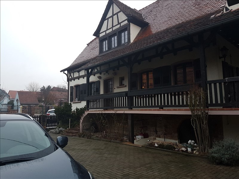 Vente maison / villa Soultz sous forets 310000€ - Photo 1