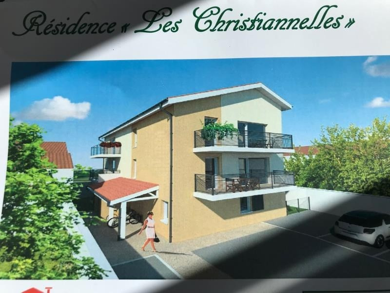 Location appartement Luzinay 750€ CC - Photo 2