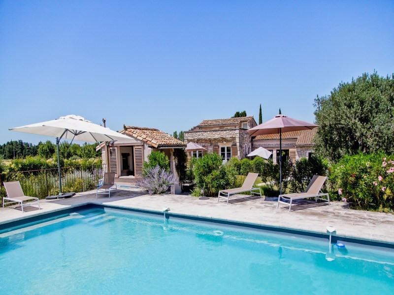 Deluxe sale house / villa Saint-rémy-de-provence 1780000€ - Picture 2