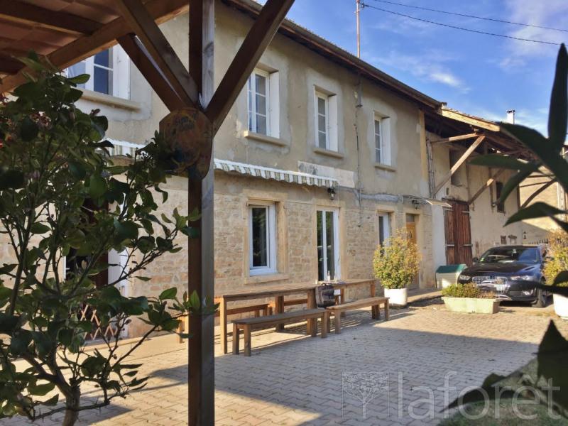 Sale house / villa Saint chef 269000€ - Picture 1