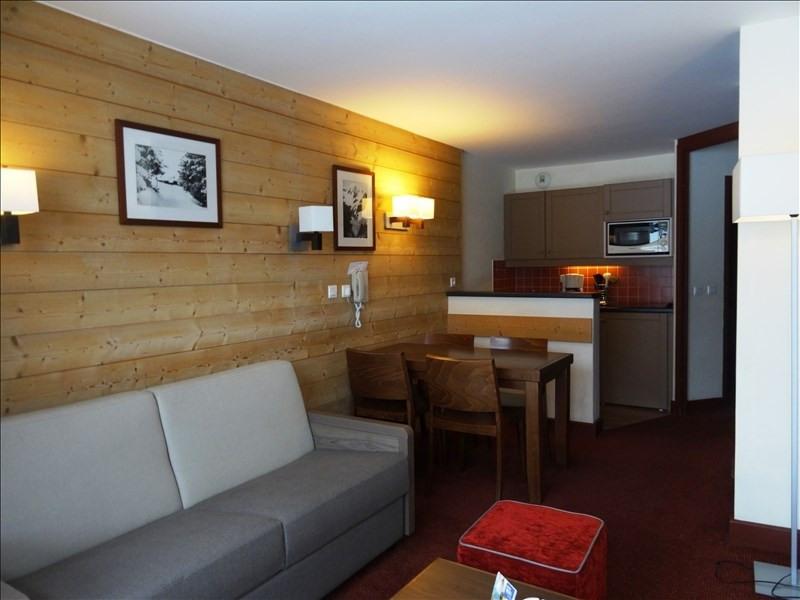 Vente appartement Les arcs 165000€ - Photo 2