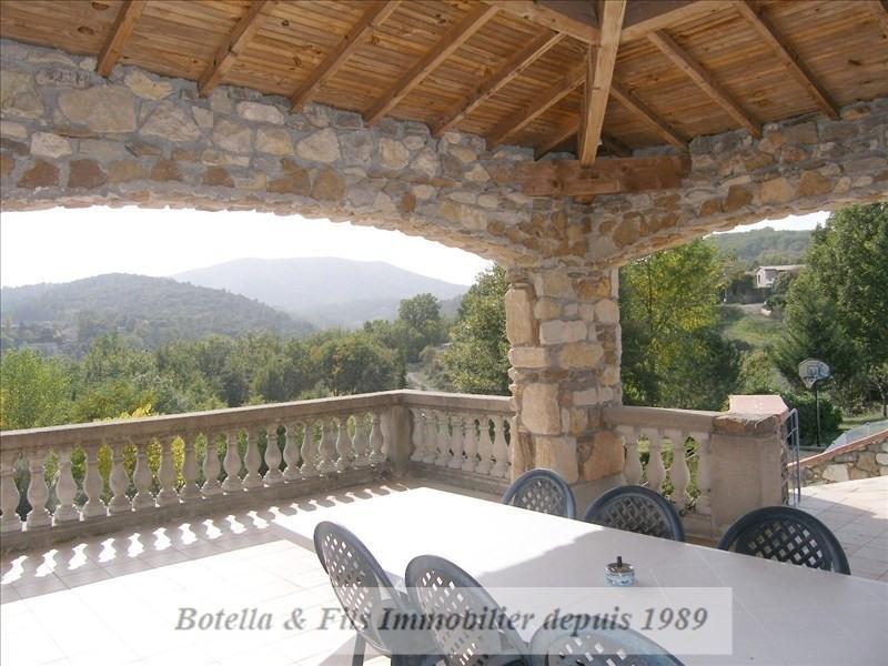 Deluxe sale house / villa Les vans 598000€ - Picture 14