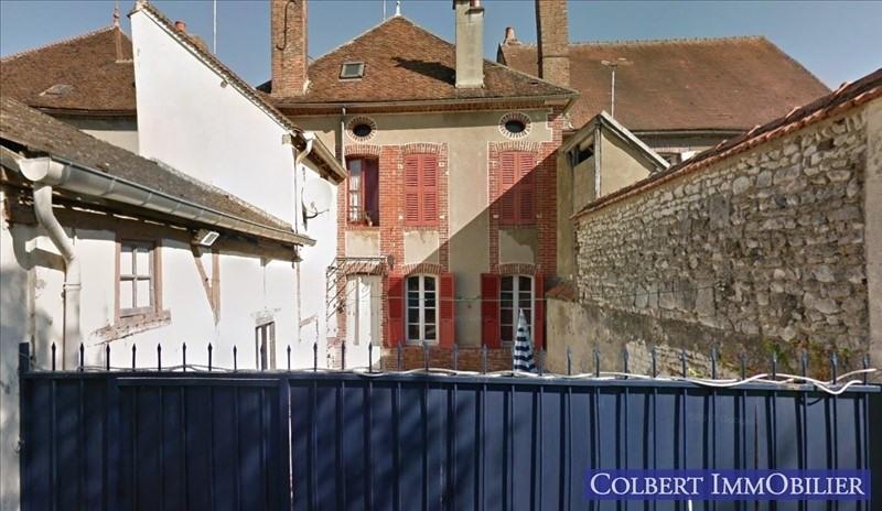Verkoop  huis Aillant sur tholon 108000€ - Foto 1