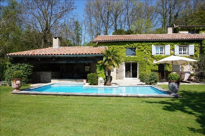 Revenda residencial de prestígio casa Chabeuil 750000€ - Fotografia 3
