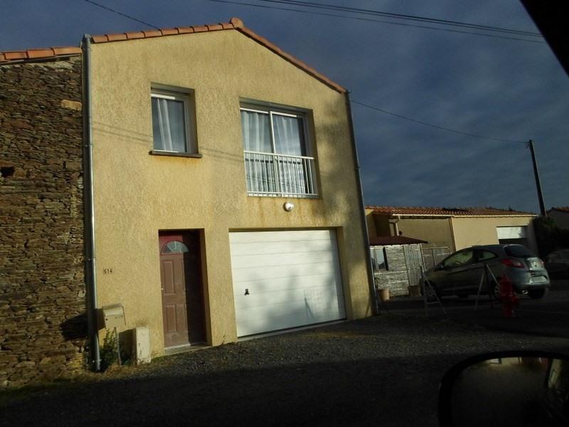 Location maison / villa La remaudiere 590€ CC - Photo 1