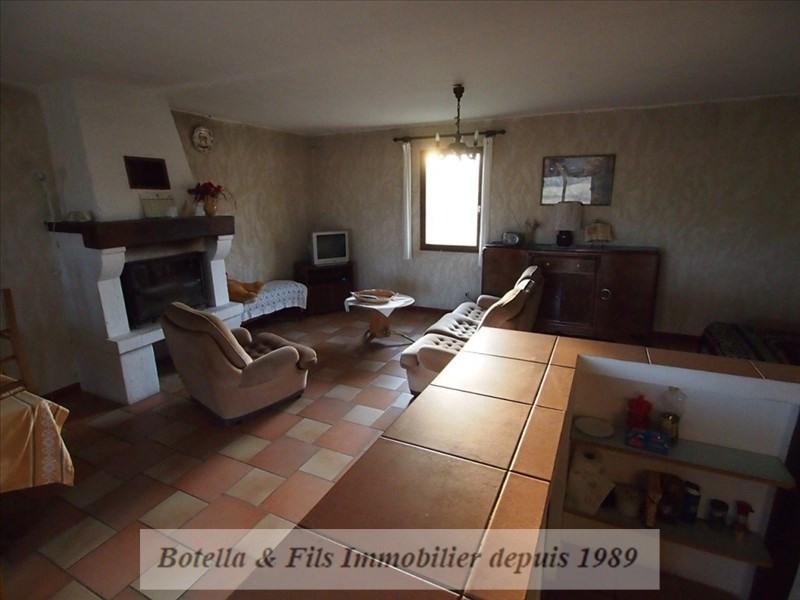 Venta  casa Barjac 266000€ - Fotografía 5