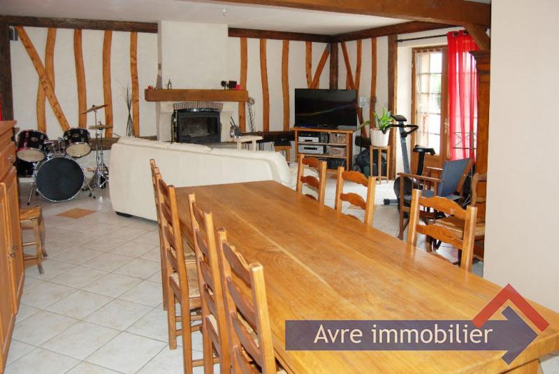 Vente maison / villa Verneuil d'avre et d'iton 177000€ - Photo 1