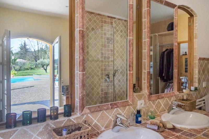 Deluxe sale house / villa Seillans 535000€ - Picture 22