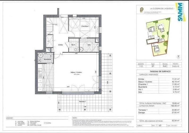 Sale house / villa Mennecy 510000€ - Picture 4