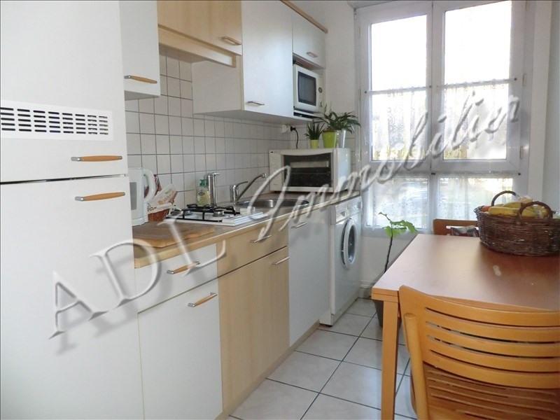 Sale apartment La chapelle en serval 136000€ - Picture 2