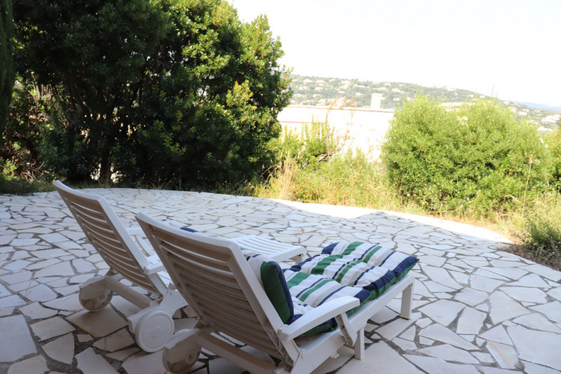 Vacation rental house / villa Cavalaire sur mer 1 400€ - Picture 17