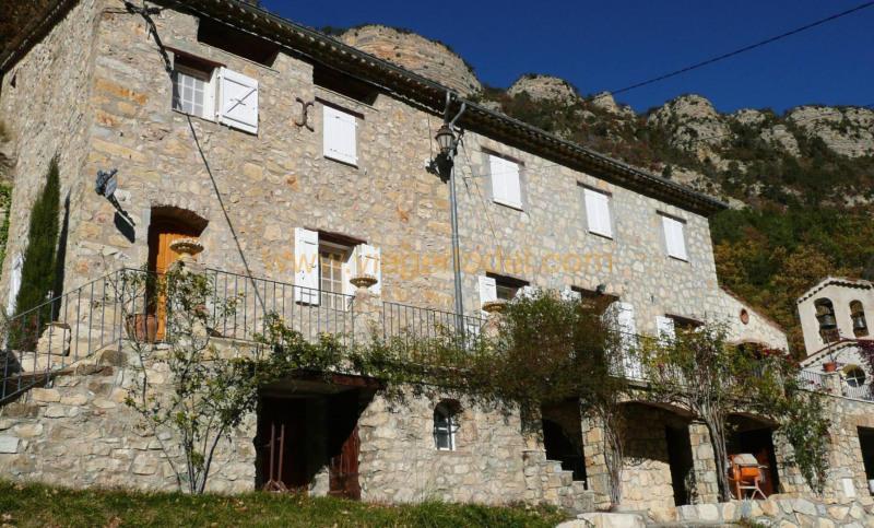 Vitalicio  casa Le mas 130000€ - Fotografía 1
