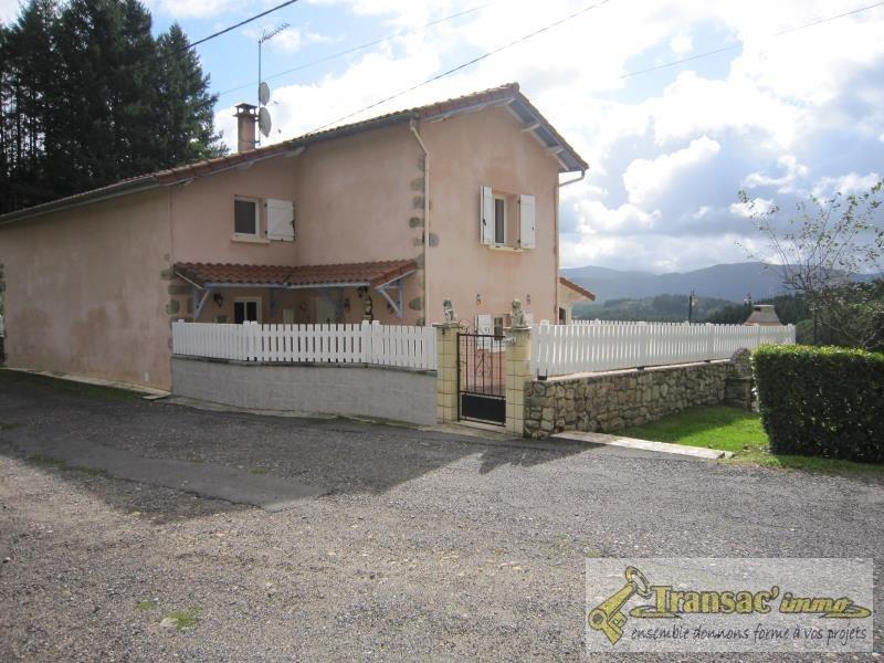 Sale house / villa Celles sur durolle 242650€ - Picture 9