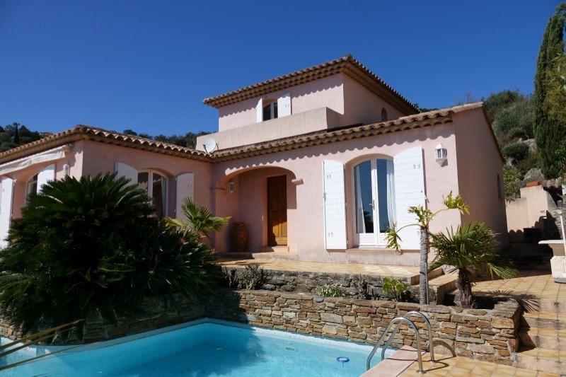 Immobile residenziali di prestigio casa Bormes les mimosas 890000€ - Fotografia 2