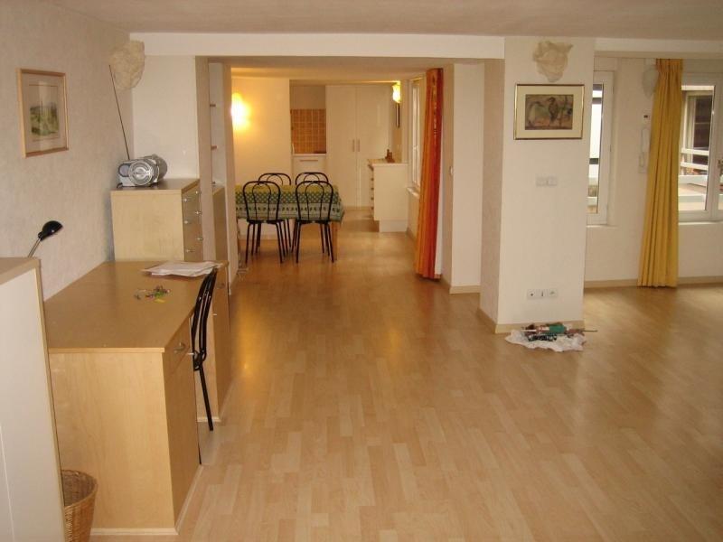 Vermietung loft Strasbourg 800€ CC - Fotografie 2