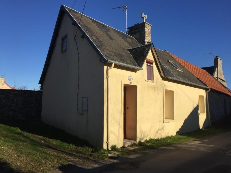 Sale house / villa St germain sur ay 105750€ - Picture 1