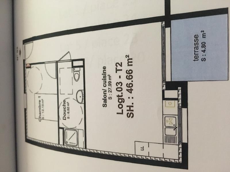 Vente appartement Soustons 151500€ - Photo 3