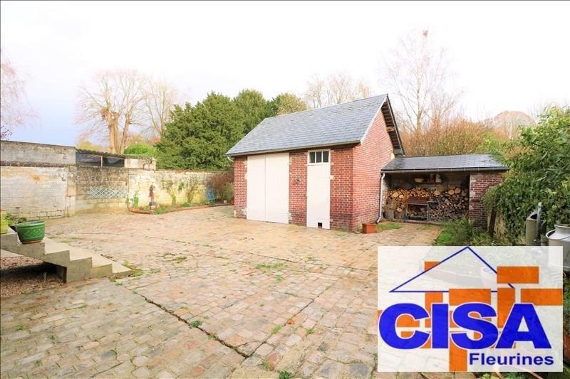 Sale house / villa Fleurines 448000€ - Picture 2