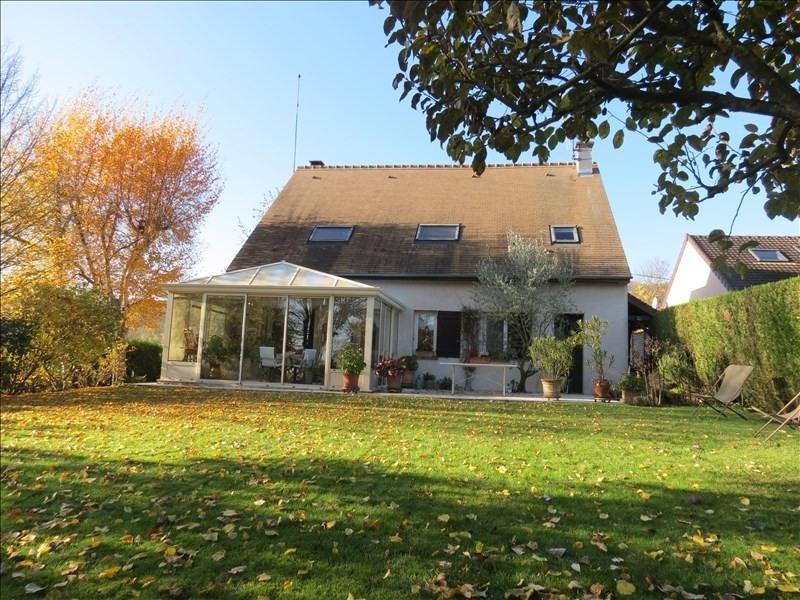 Vente maison / villa Chauvry 470000€ - Photo 1