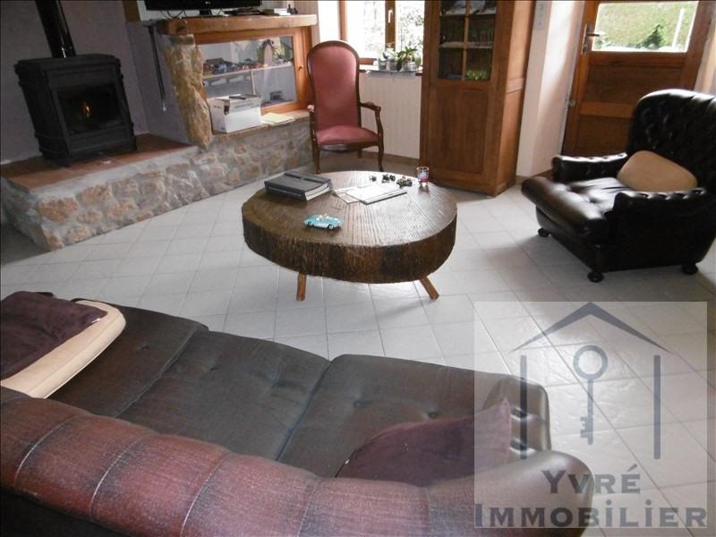 Sale house / villa Yvre l eveque 220500€ - Picture 2