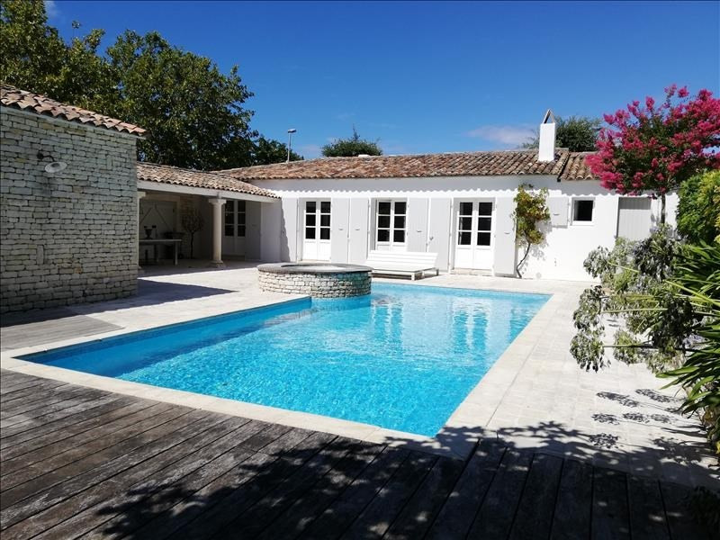 Vente de prestige maison / villa Saint martin de re 697 000€ - Photo 1