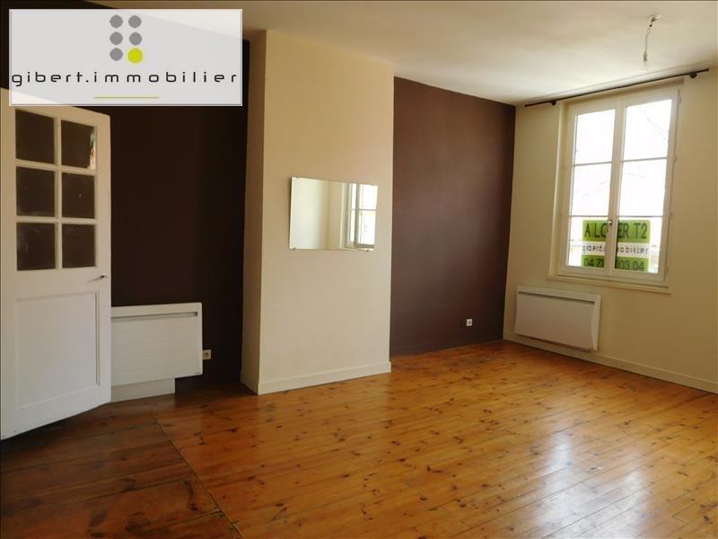 Location appartement Le puy en velay 436,79€ CC - Photo 1