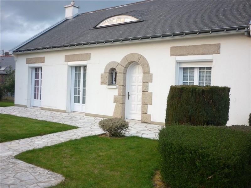 Location maison / villa Janze 595€ CC - Photo 1