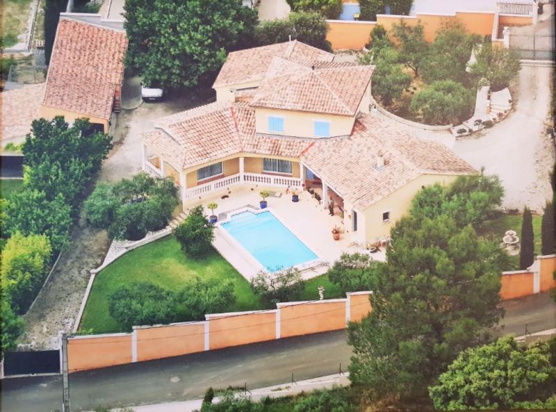 Deluxe sale house / villa Verargues 629000€ - Picture 2