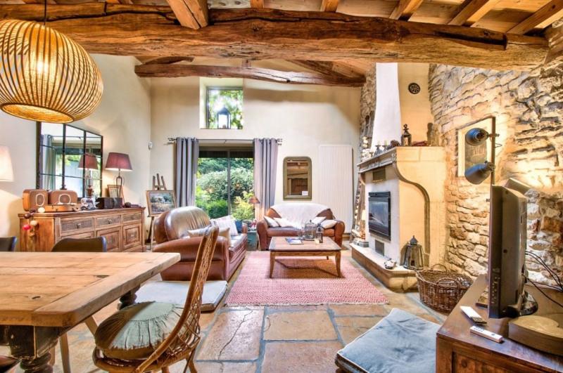 Vente maison / villa Morancé 480000€ - Photo 2