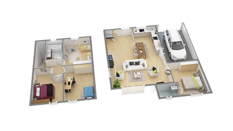 Sale house / villa Ciboure 535000€ - Picture 7